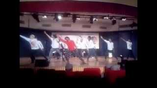 o phirki wali tu kal phir aana dance performance By Dazzle Star Academy