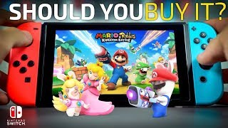 Should You Buy It? Mario + Rabbids Kingdom Battle for Nintendo Switch Review