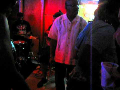 "Kermit Ruffins sings John Boutte's ""Treme Theme Song"" at Bullet's Sports Bar"