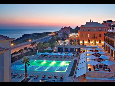 Wonderful view luxury hotel in europe ! || Grande Real Villa Italia Hotel and Spa in Portugal