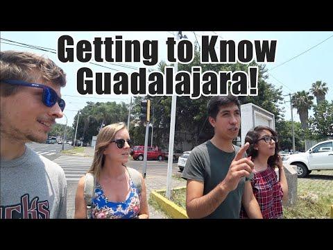 #112. Getting To Know Guadalajara, Mexico