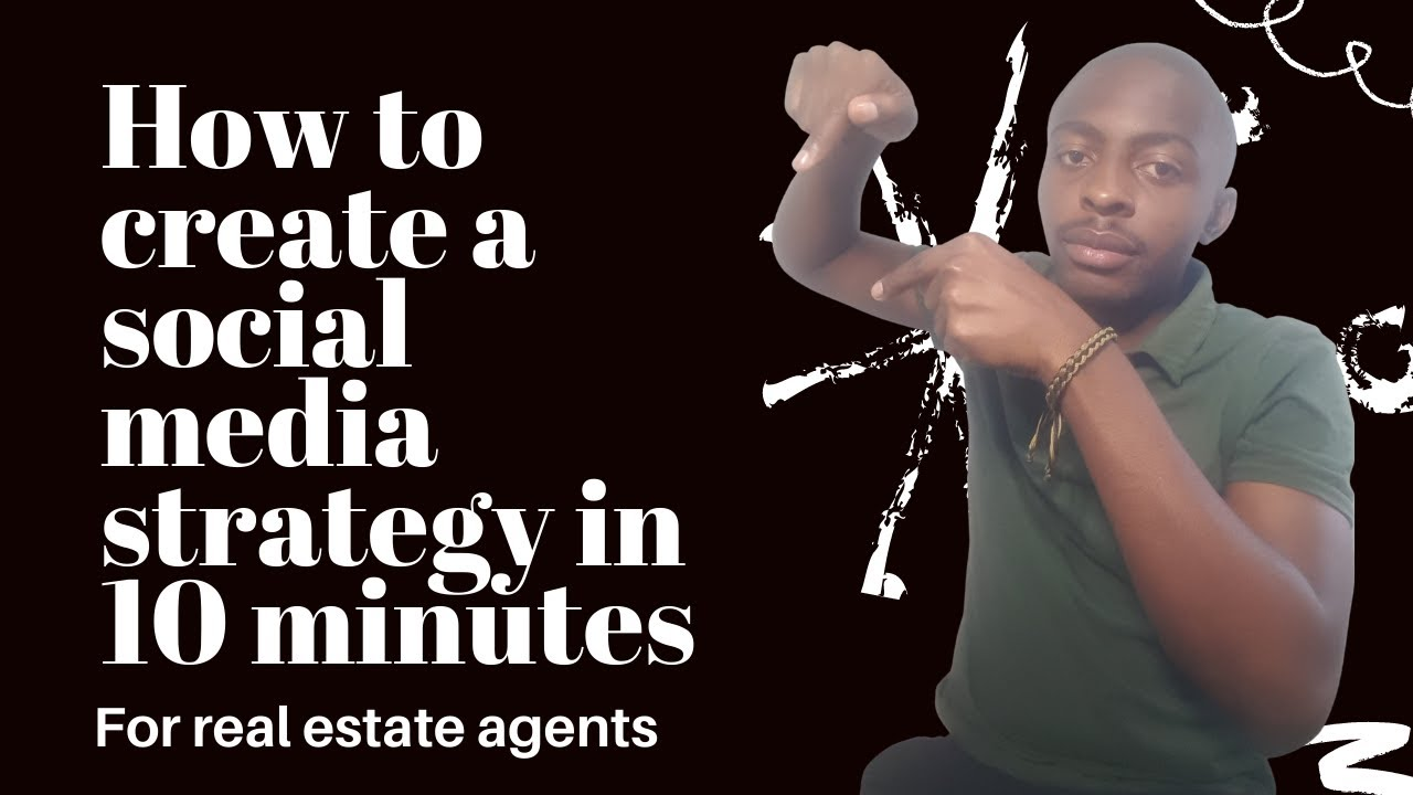 How to create a social media strategy in ten minutes