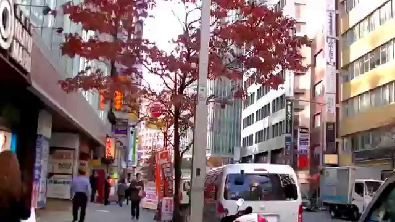 新宿 南口