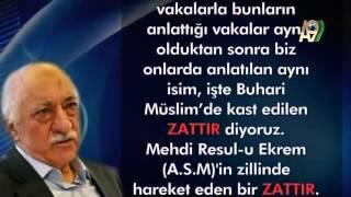 Fethullah Gülen Ben Mehdi Yim Anlatıyor