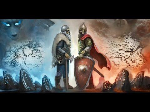 Легенды Древних: Викинги и Славяне - YouTube