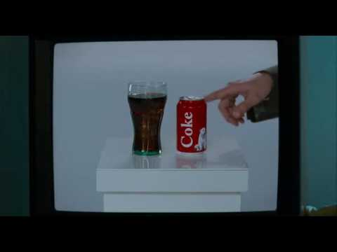 Real advertisement of Coca Cola (From The Invention of Lying)