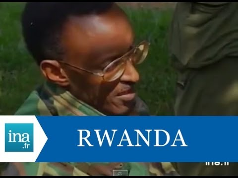 "Paul Kagame ""la France est responsable..."" - Archive INA"