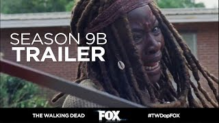 Trailer The Walking Dead, tweede deel seizoen 9