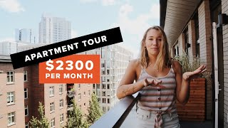 Our Apartment Tour! | Boho, modern, small city apartment in Portland