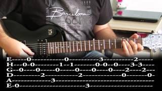 Ocho Macho - Jó nekem - gitáron