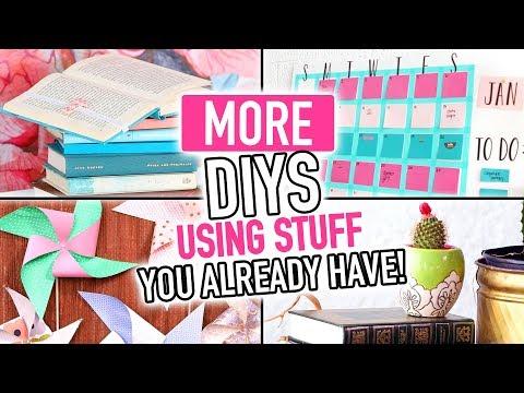 more-diys-using-stuff-you-already-have-around-your-house!-~-diy-compilation-video---hgtv-handmade