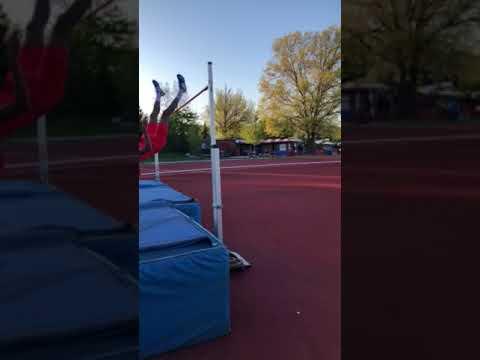 6-10 high jump