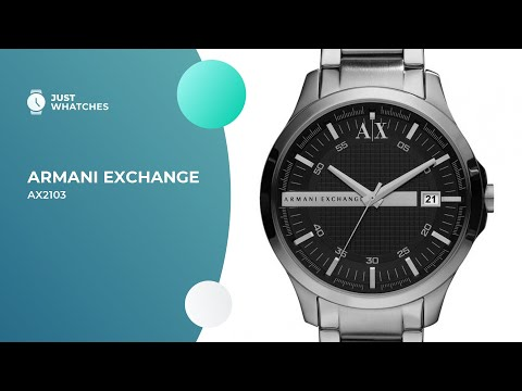 Armani Exchange AX2103 Watches For Men Prices, Full Specs, Detailed 360°