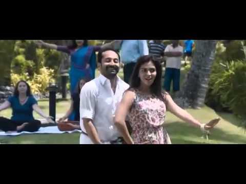 Oru Indian Pranayakadha Malayalam Movie Song Omanapoove HD