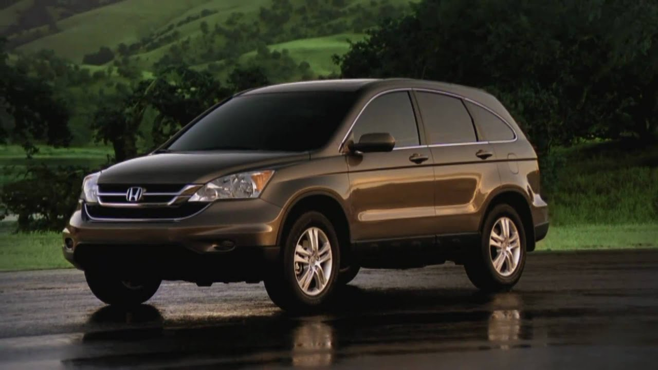 2011 Honda CR-V - YouTube