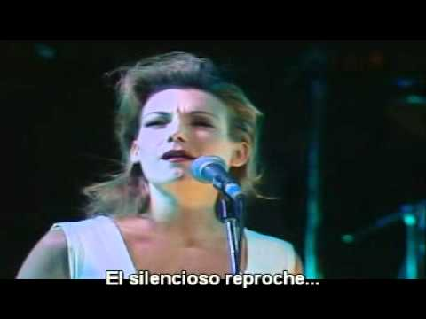 Roger Waters & Ute Lemper-The Thin Ice.