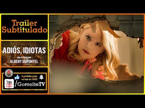 ADIOS IDIOTAS - Trailer Subtitulado al Español - Adieu les cons / Bye Bye Morons / Virginie Efira