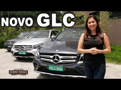 Novo Mercedes-Benz GLC 2016