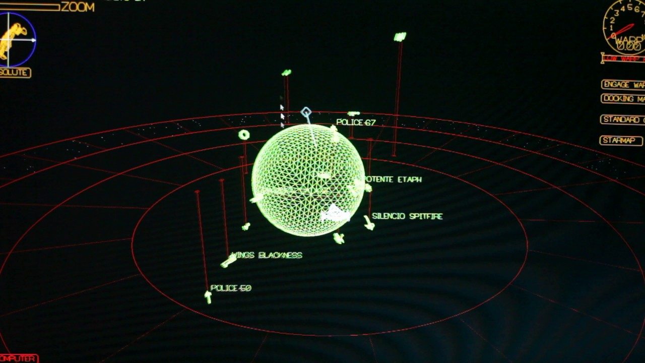 Space Nerds In Space New Feature Star Map YouTube - Space map