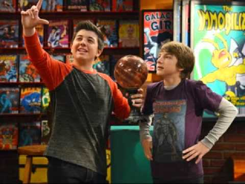 Eric Allan Kramer's Behind The Scenes Photos On The Set Of ...  |Bradley Steven Perry 2013
