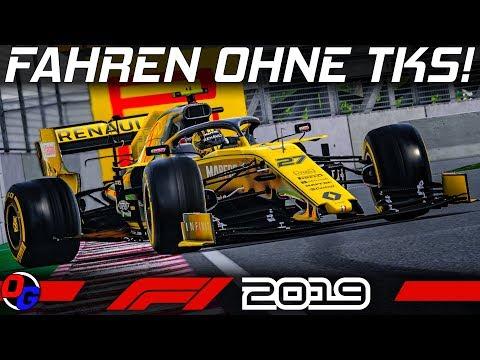 F1 2019 Tutorial   Ohne Traktionskontrolle Fahren!   Formel 1 2019 Guide German Deutsch