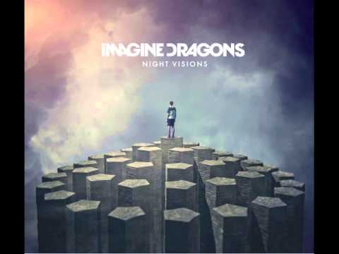 Imagine Dragons ~ Radioactive (Lyrics)