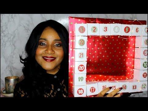 How To: DIY Christmas Advent Calendar | Lifestyle