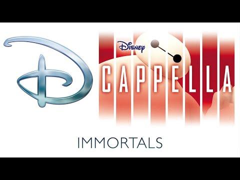 D Cappella - Immortals (Audio Only)