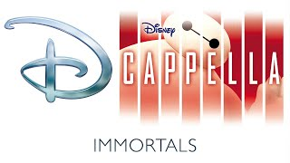 DCappella - Immortals (Audio Only)