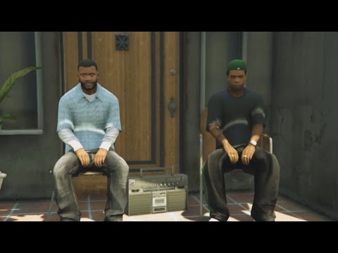 Friday - GTA V Ft. Ice Cube and Chris Tucker