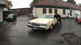 In the Shop with BigNorm (85 Buick Regal Lowrider hoppin)