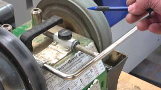 How To Sharpen A Bowl Gouge With An Irish Grind