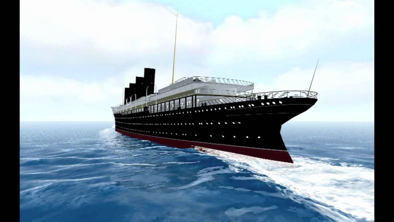 virtual sailor 7 rms lusitania part 2 youtube