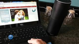 Does the Amazon Echo work with AAC devices?