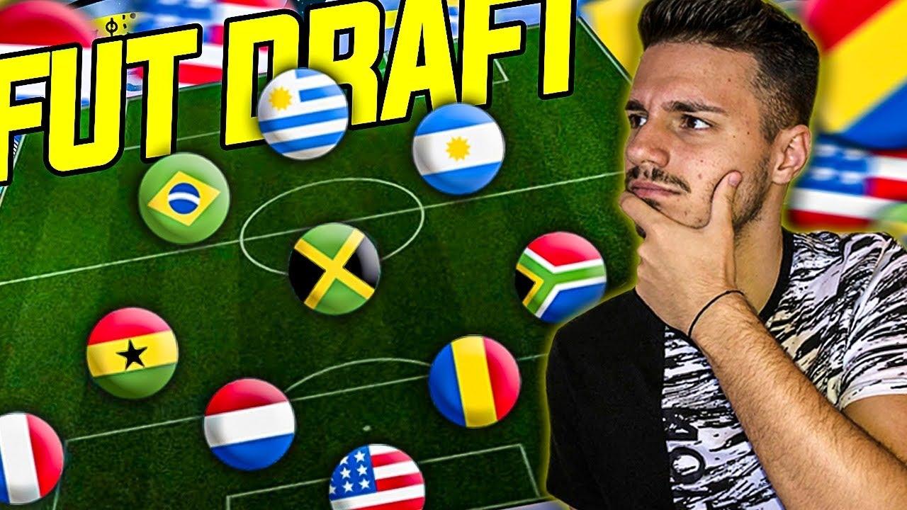 FIFA 20 DRAFTUL CONTINENTELOR CU 71 CHEMESTRY!!!