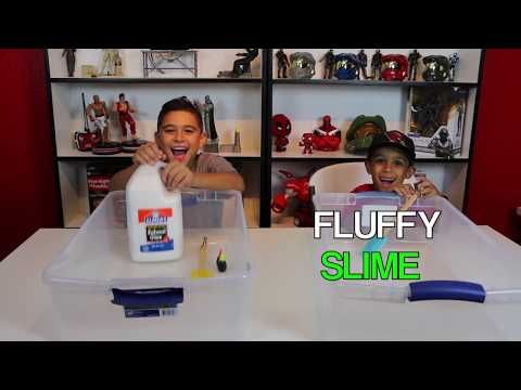 1 GALLON ELMERS GLUE TO MAKE FLUFFY SLIME and COVERING BODY with SLIME