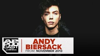 Andy Biersack on growing up a pariah in eyeliner and the Warped Tour that renewed his sense of home