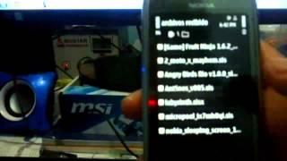 Emulador Supernintendo Snes para nokia Symbian3 Sv60