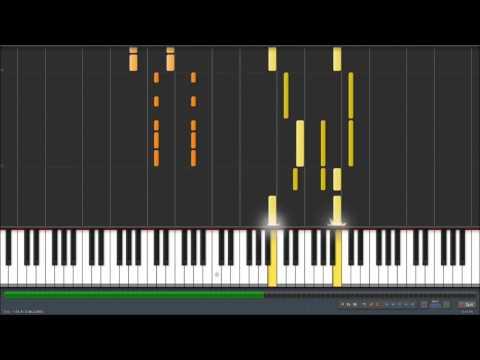 I Burn - RWBY Piano Tutorial