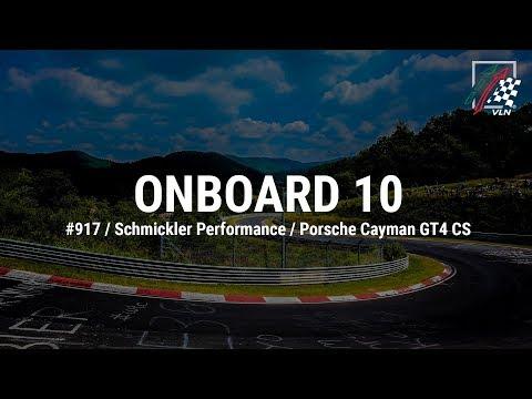 Onboard 10: #917 / Schmickler Performance / Porsche Cayman GT4 CS