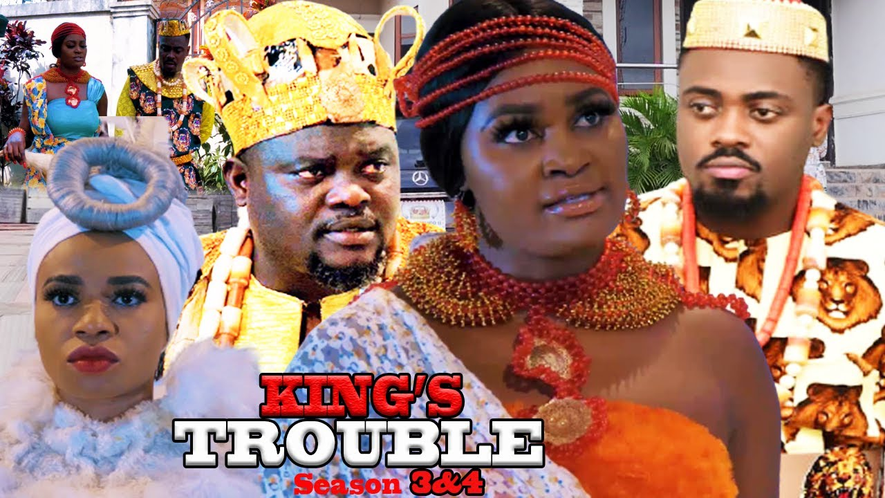 Download KING'S TROUBLE SEASON 3 {NEW HIT MOVIE} - CHIZZY ALICHI|2020 LATEST NIGERIAN NOLLYWOOD MOVIE