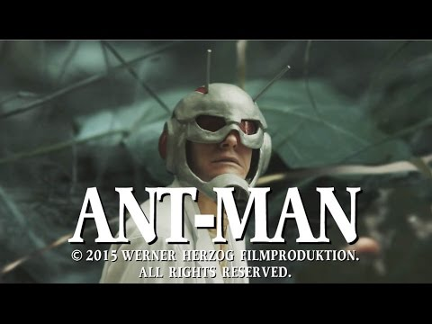 What if Werner Herzog Directed AntMan?