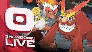 """MONKEYING AROUND"" Pokemon Ultra Sun & Moon! UU Showdown Live w/PokeaimMD, Chimp, Gator & Moet!"