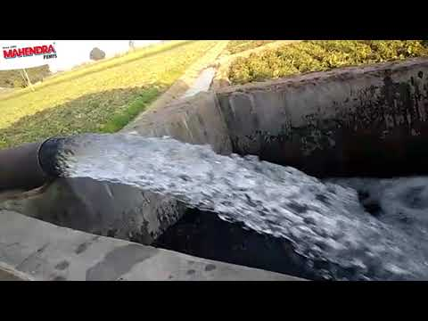 Mahendra Pumps Performance Video - 5 | Agriculture pumps
