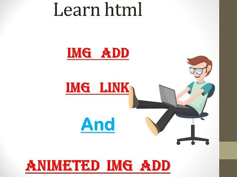 Html Image Add HTML Image Link  HTML Gif   Html Tutorial    Easy Html   (hindi Html)  Part:8
