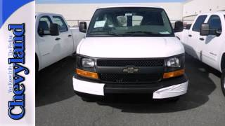 2014 Chevrolet Express 2500 Shreveport Bossier-City, LA #140865