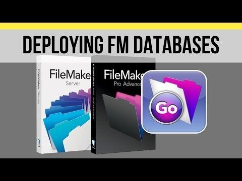 FileMaker Training | Deploying FileMaker Databases