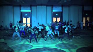 Brian Friedman - A Cause Des Garcons by Yelle - San Francisco 2013