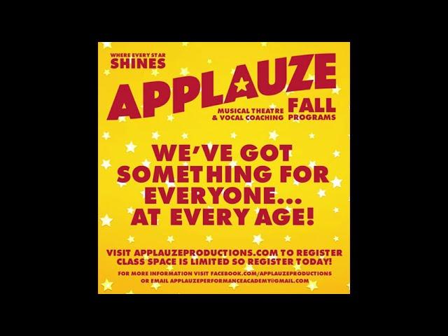 Applauze Promotion 2021 22