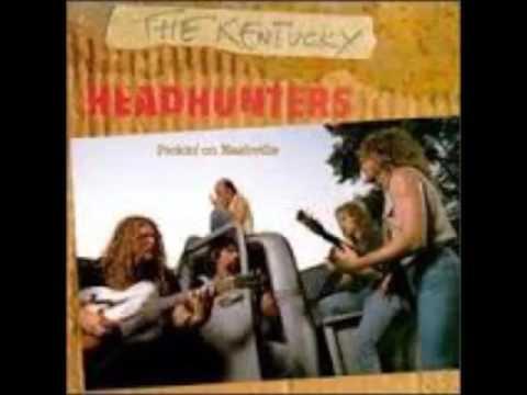The Kentucky Headhunters - Rag Top